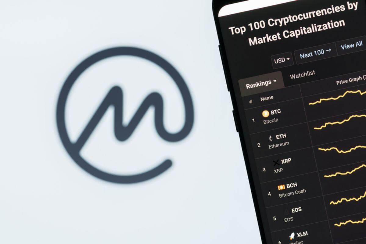 Coinmarketcap Launches New Version Of Mobile App