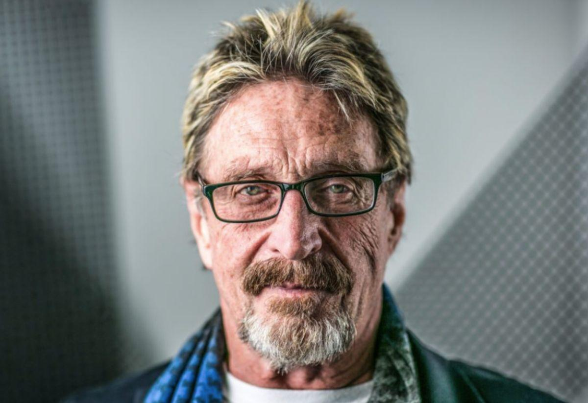 McAfee Says He's Found Satoshi - Should He Out Him?